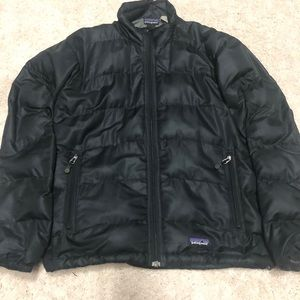 Patagonia women's puffer coat size small black